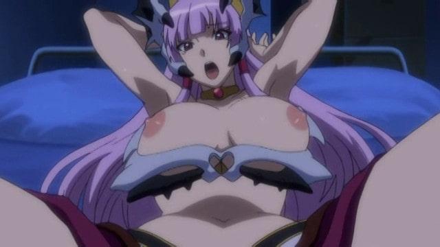OVA 悪の女幹部 第一話「掌握の力 覚醒」