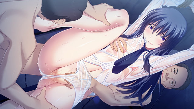 濡れた制服 -Wet And Messy Fetishism-