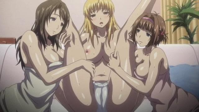 OVA 巨乳家族催眠 #1 「家族の絆」