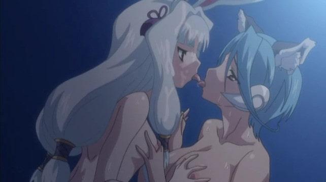 OVA 悪の女幹部 第二話「淫獣のしつけ」