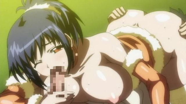 OVA おしゃぶりアナウンサー #1 「魔法のザーメン」