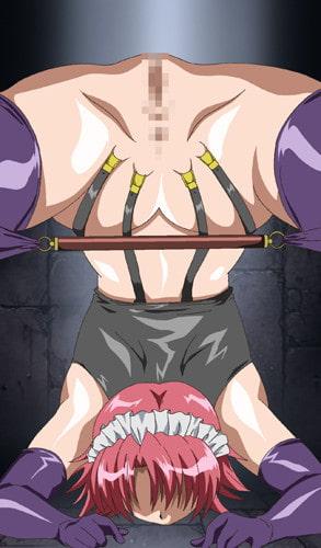 ボンデージ・ゲームDVG Vol.1 淫肛の乙女と脱糞令嬢編 【Android版】