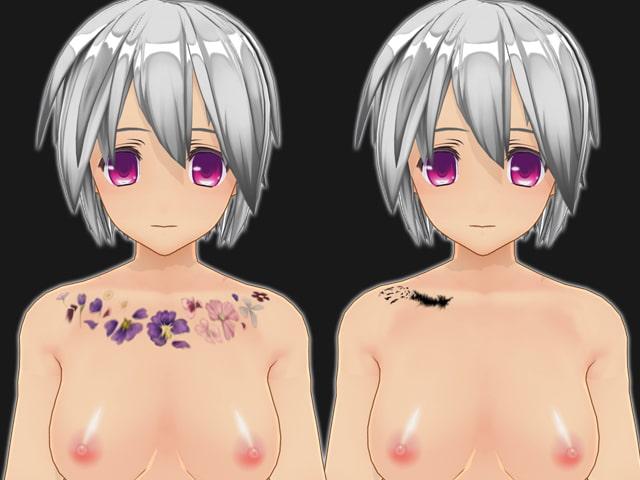 カスタムメイド3D2 ビジュアルパック サンプル画像5