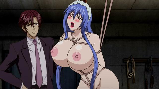 メイドさんとボイン魂 Blu-Ray THE ANIMATION