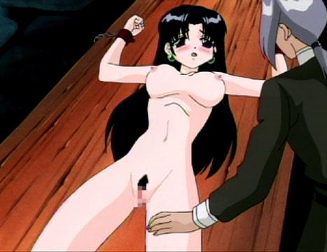 復刻版・瞳裸 第1話 リニューアルモザイク版