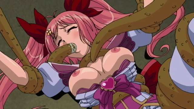 OVA 魔法少女はキスして変身る 第一巻「彼女が他の男とXXして魔法少女になるなんて!」