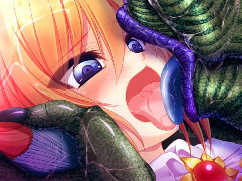 魔法少女アリサ 第3章 水棲生物凌辱編 【Android版】
