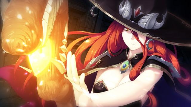 呪いの魔剣に闇憑き乙女