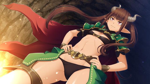 呪いの魔剣に闇憑き乙女  サンプル画像12