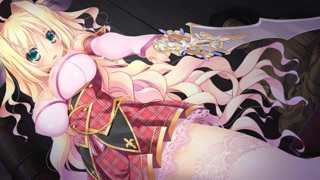 プリズム・プリンセス ~ふたりの姫騎士と股間の紋章~