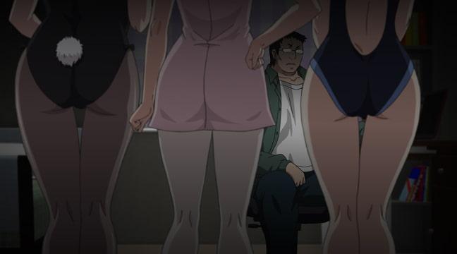 自宅警備員 ~4thミッション インラン母娘と淫らな性活編