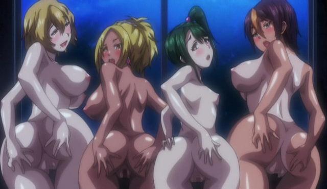 OVA 裏・受胎島 #1 精液って…なんでこんなに…美味しいの…