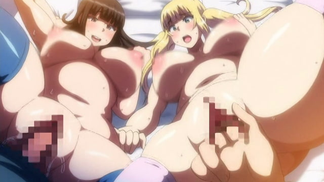 OVA むっつりドスケベ露義母姉妹の本質見抜いてセックス三昧 #1 僕の義妹はハーフの金髪ギャルビッチで、義姉は清楚系ハーフ黒髪ビッチでした