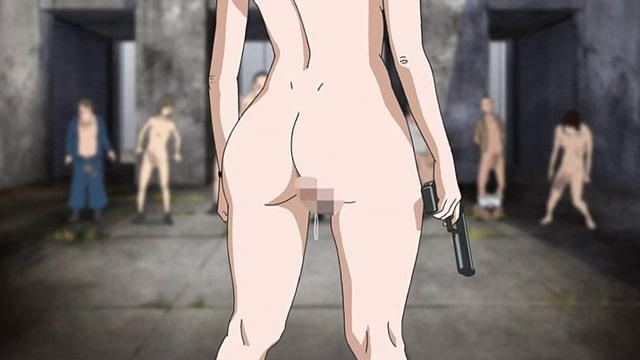 OVA 感染ソドム