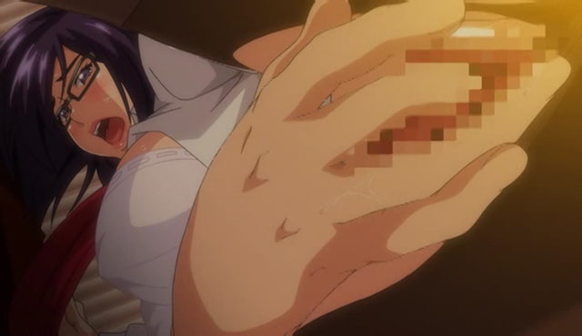 OVA メガネnoメガミ #1