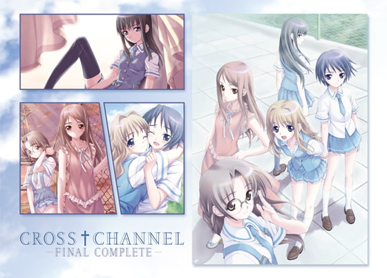 CROSS†CHANNEL -FINAL COMPLETE-