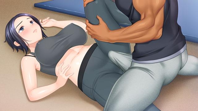 妻の肉穴にホームステイするマッチョ留学生2軒目 ~元巨乳グラドルの妻は、ダニーズ・ブートキャンプで汁だくメス子宮に開発されていた~
