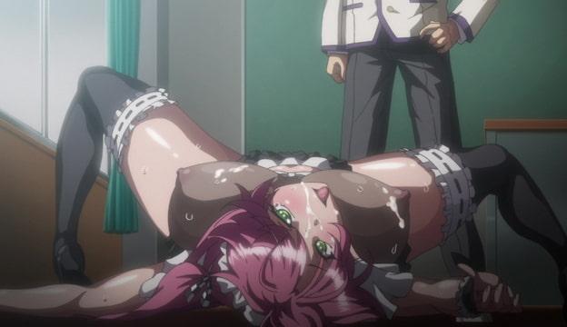 OVA 屈辱 #2 【HD版】