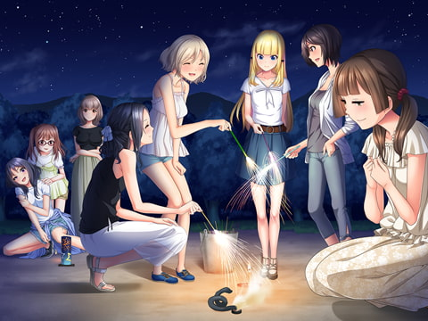 妖花の園 【DL版限定特典付き】