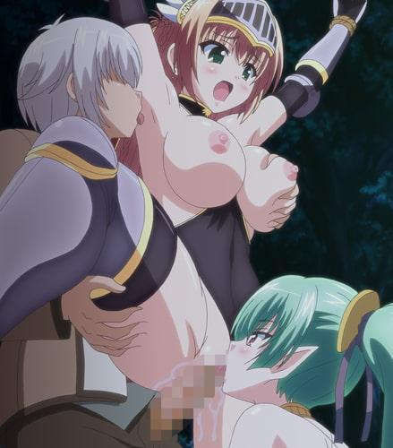 魔剣の姫はエロエロです ~ツンデレ姫騎士の矮小鎧前罵詈後突~