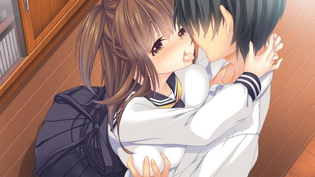 仲良し姉妹(かぞく)ならキスも中出しもとーぜんだよねっ!