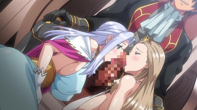 OVA 巨乳プリンセス催眠 #1 Revenge ~復讐に立つ亡国の王子~ 【HD版】