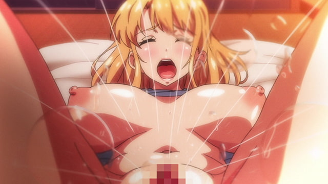 OVA 義姉はヤンママ授乳中 #1 義姉と母乳と浮気セックス 【HD版】