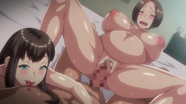OVA ヤリチン家庭教師ネトリ報告 ~ドスケベ巨乳母娘丼~ #2 【通常版】のサンプル画像11