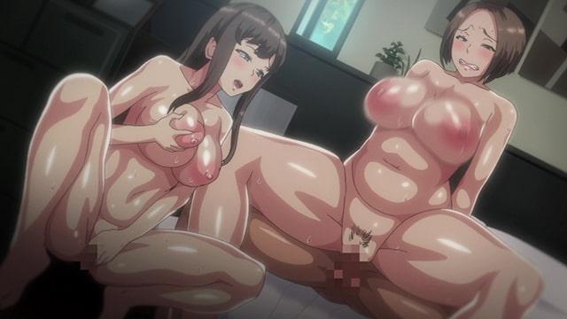 OVA ヤリチン家庭教師ネトリ報告 ~ドスケベ巨乳母娘丼~ #2 【通常版】のサンプル画像2