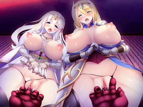 淫獄の姫騎士姉妹 第3章 オーク娼館潜入捜査編 【Android版】