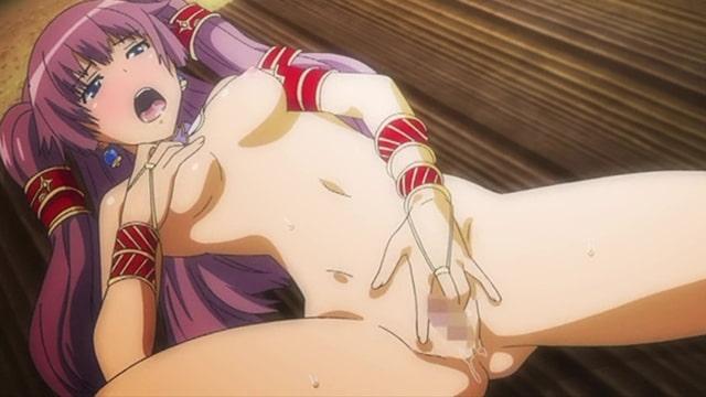 ヴィーナスブラッド-ブレイヴ- 第3話 舞姫の魅了の舞踊は触手と共にのサンプル画像5