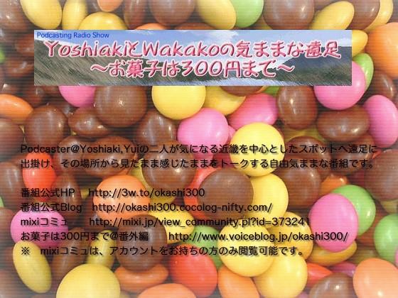 お菓子は300円まで