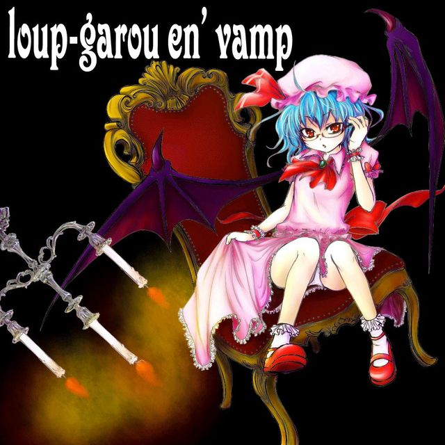 loup-garou en' vamp