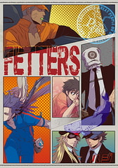 FETTERS5 I GET BUTTERFLIES IN MY STOMACH [フロンティアワークス]