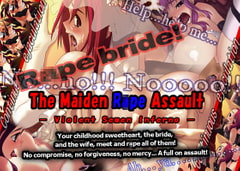 The Maiden R*pe Assault - Violent Semen Inferno (English version) [elle-MURAKAMI]