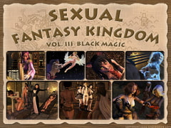 Sexual Fantasy Kingdom vol. 3: Black Magic (Language: English) [GalaxyPink]
