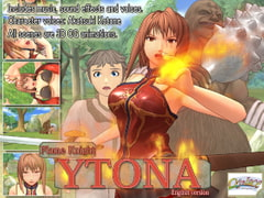 Flame Knight Ytona (Language: English) [AlfaPLACE]