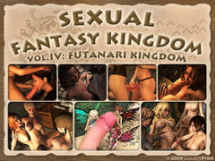Sexual Fantasy Kingdom vol. 4: Futanari Kingdom (Language: English) [GalaxyPink]