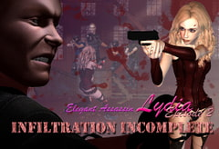 Elegant Assassin Lydia - Episode 2: Infiltration Incomplete [K.R.C. Studio]