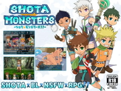 SHOTA x MONSTERS [Satoh Katoh]