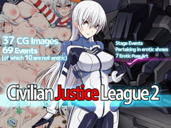 Civilian Justice League 2 [Clymenia]