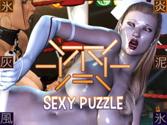 Sexy Puzzle [BarbarianBabes]