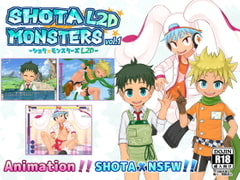 SHOTAxMONSTERS L2D vol.1 [Satoh Katoh]