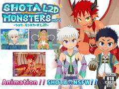 SHOTAxMONSTERS L2D vol.2 [Satoh Katoh]