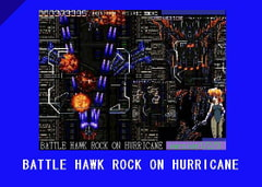 BATTLE HAWK ROCK ON HURRICANE version1/2/3 [RAYHAWK]