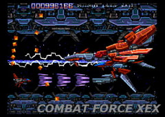 COMBAT FORCE XEX [RAYHAWK]