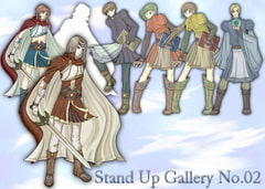 Stand Up Gallery No.02 [Stand Up Gallery]