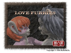 LOVE FURRIES (English Language version) [Kedamaya]