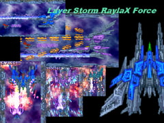 Layer Storm RaylaX Force [RAYHAWK]