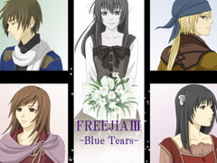 FREEJIA III: Blue Tears [DCC]